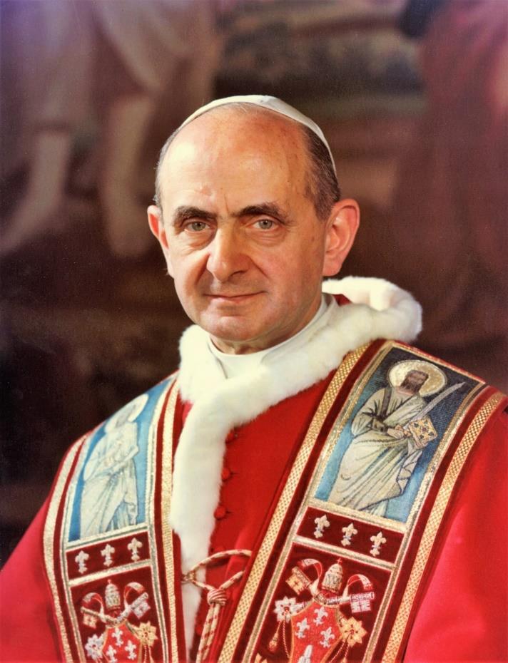 Conferenza San Paolo VI -